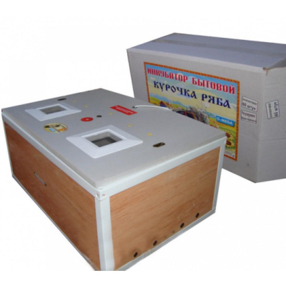 Инкубатор Курочка Ряба ИБ-60 автомат цифровой