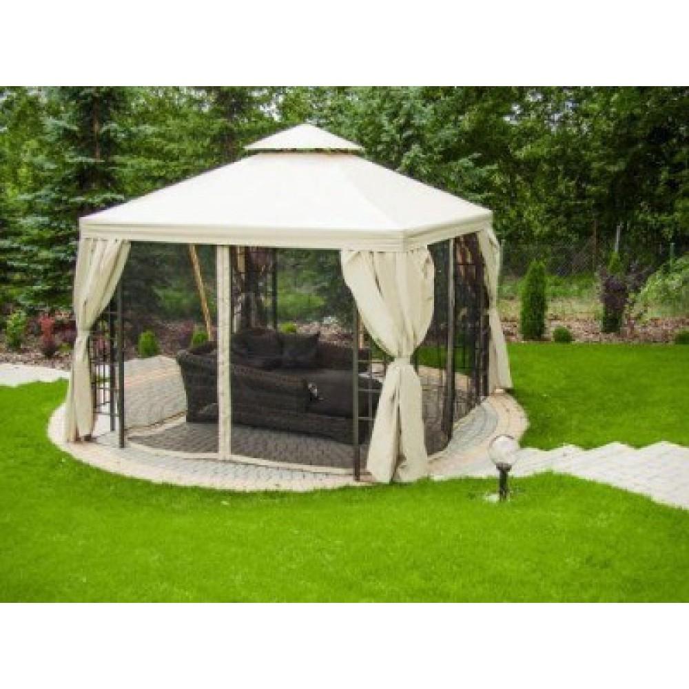 Павильон шатер Grenada садовый 3х3 м