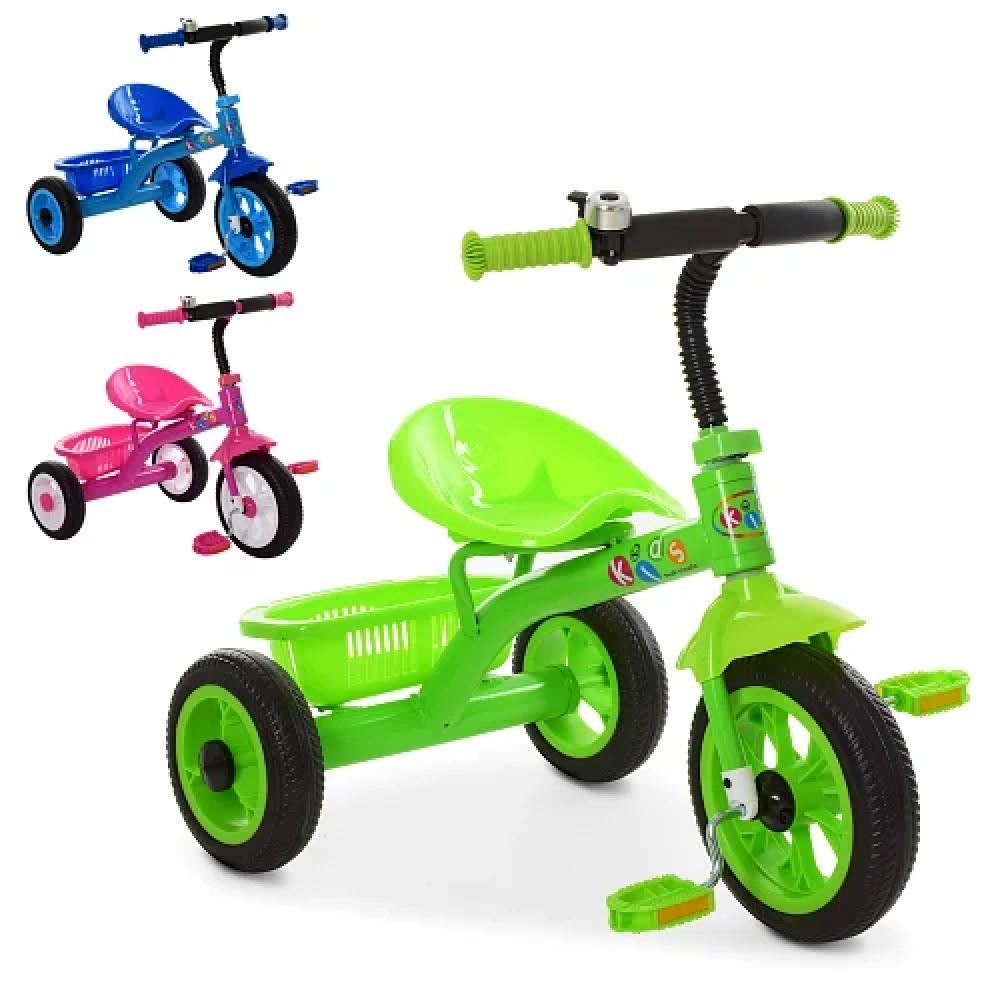 Велосипед M 3252-B,3 цвет ,с багажником