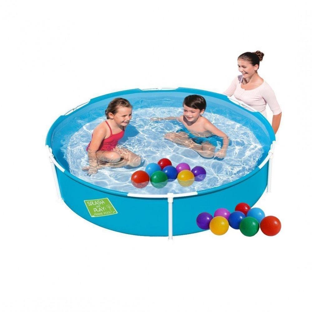 Каркасный бассейн Bestway 56283-1, 152 х 38 см