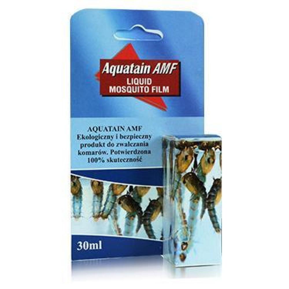 Био-препарат для борьбы с личинками комаров в водоемах