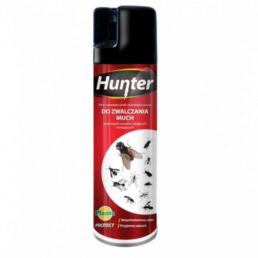 Аэрозоль от мух и других насекомых Hunter
