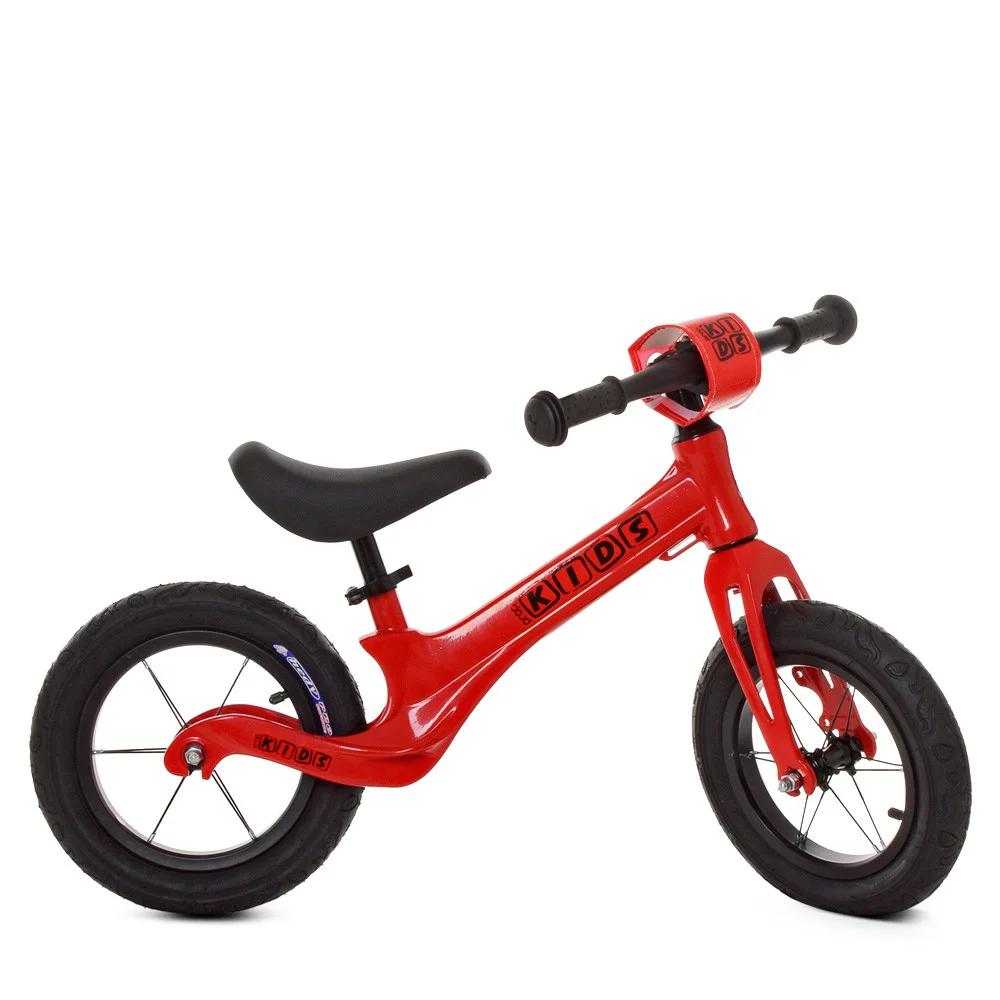 Детский беговел Profi Kids SMG1205A-2, красный