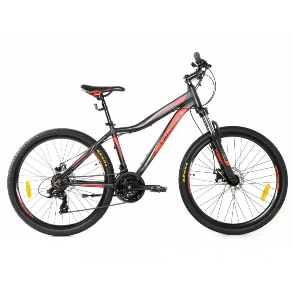 """Велосипед Crosser Streаm 26"""" , черно-красный"""