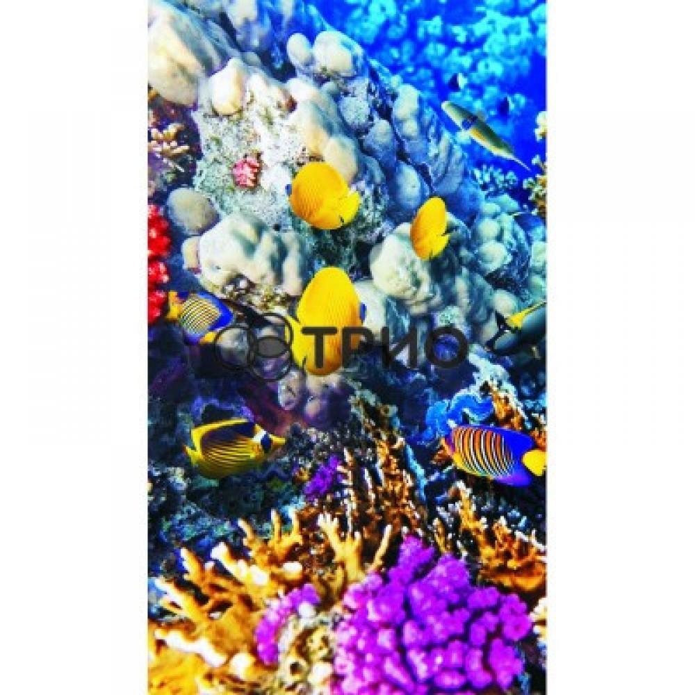 """Настенный карбоновый обогреватель - картина """"Коралловый риф"""""""