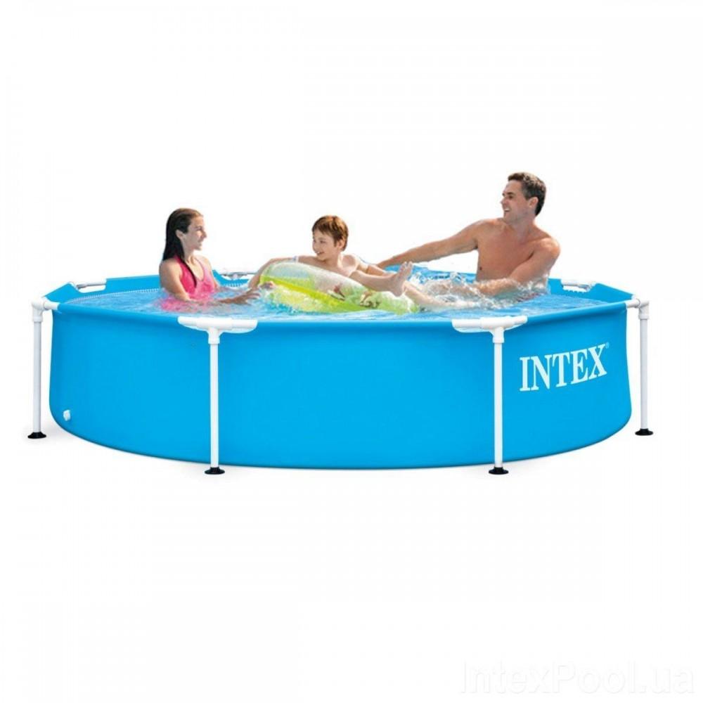 Каркасный бассейн Intex 28205-2, 244 x 51 см