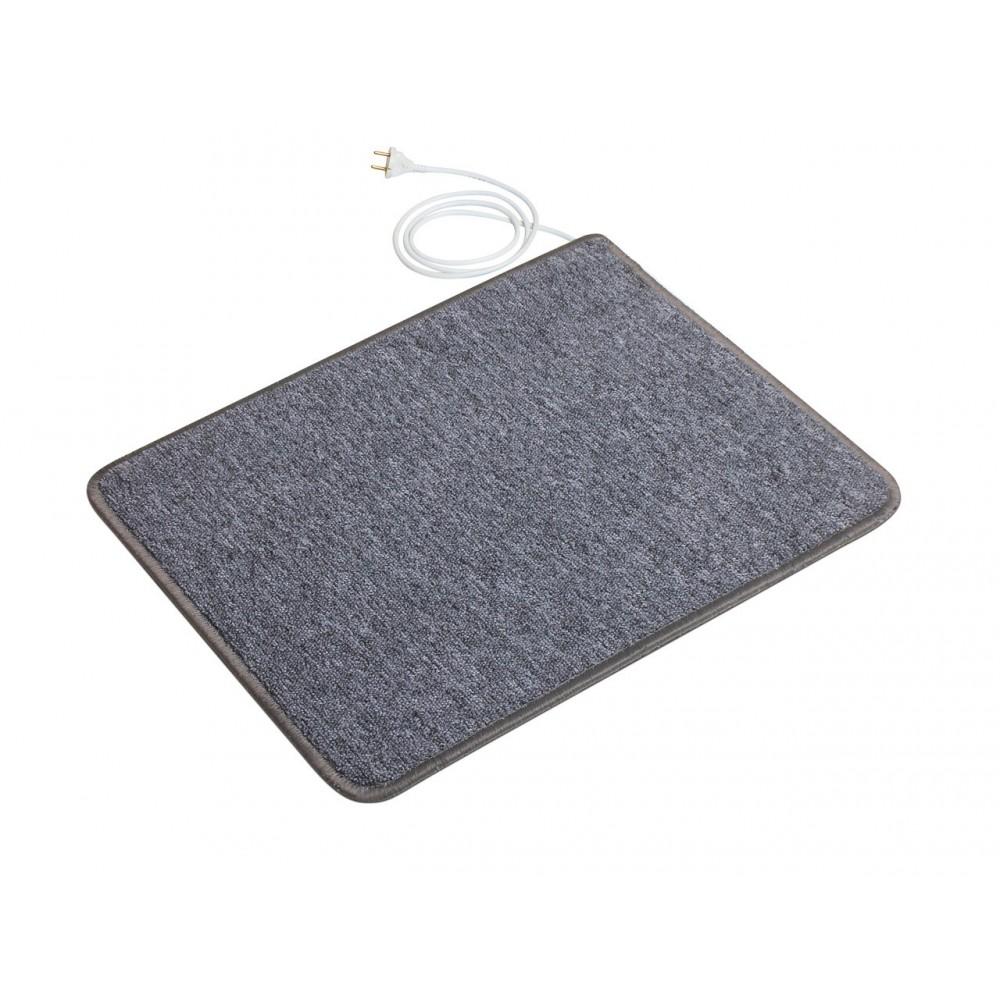 Теплый ковер 53 x 43 cм, серый, инфракрасного излучения