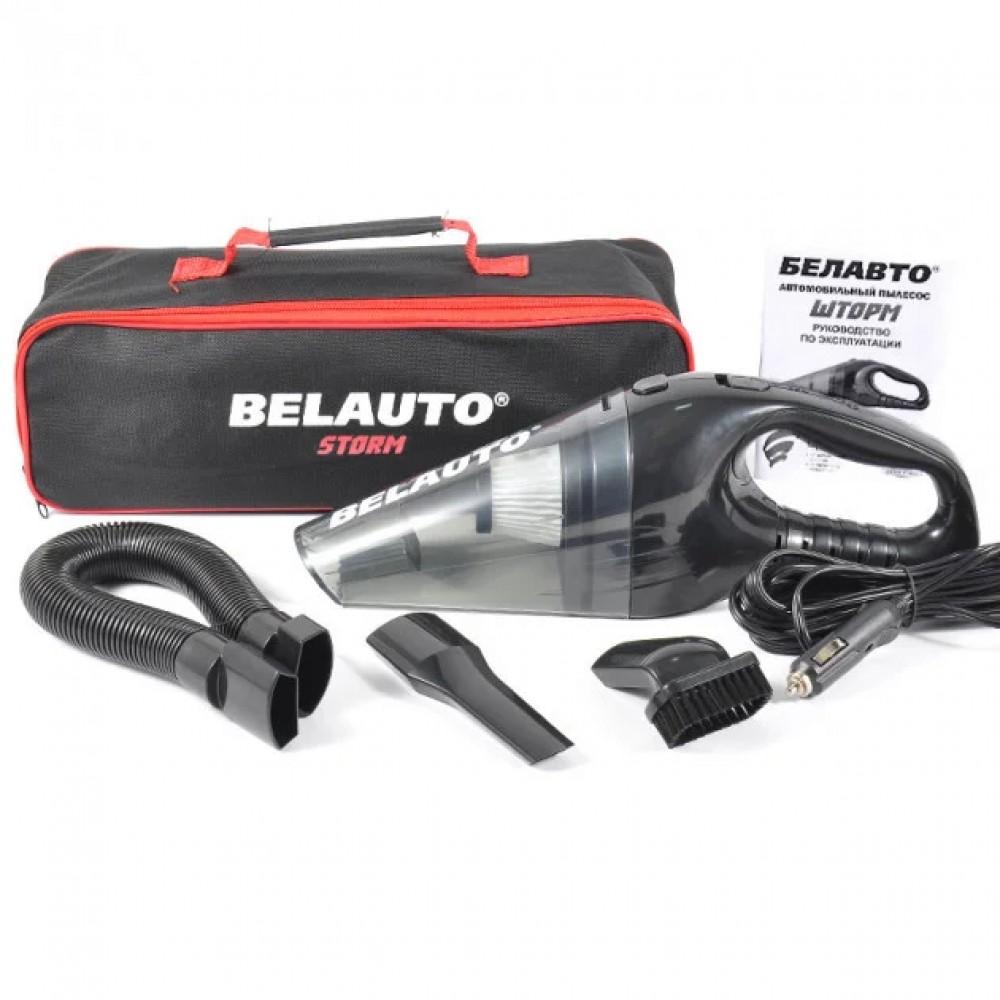 Автомобильный пылесос для машины Belauto BA54-B 110W