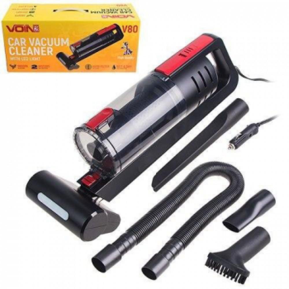 Автомобильный пылесос для машины Voin V80, мощный