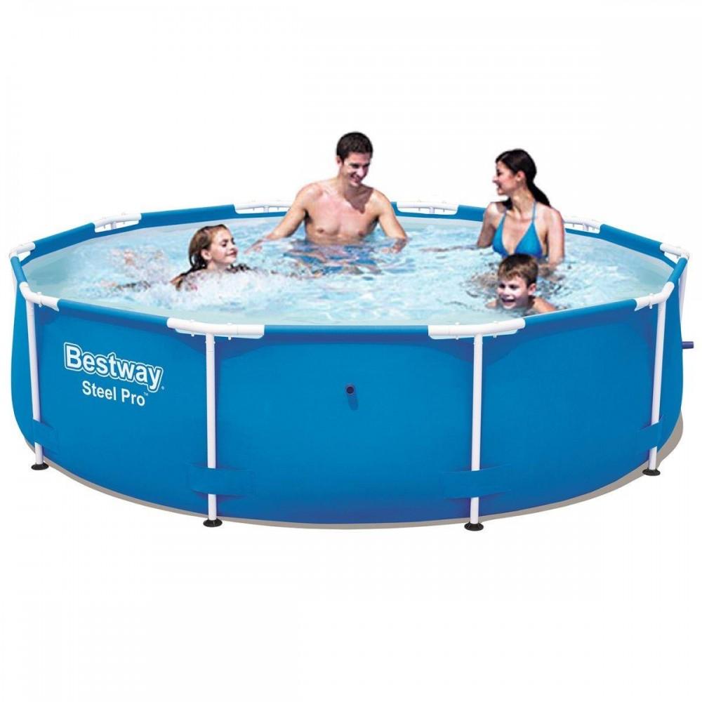 Каркасный бассейн Bestway 56677, 305 х 76 см
