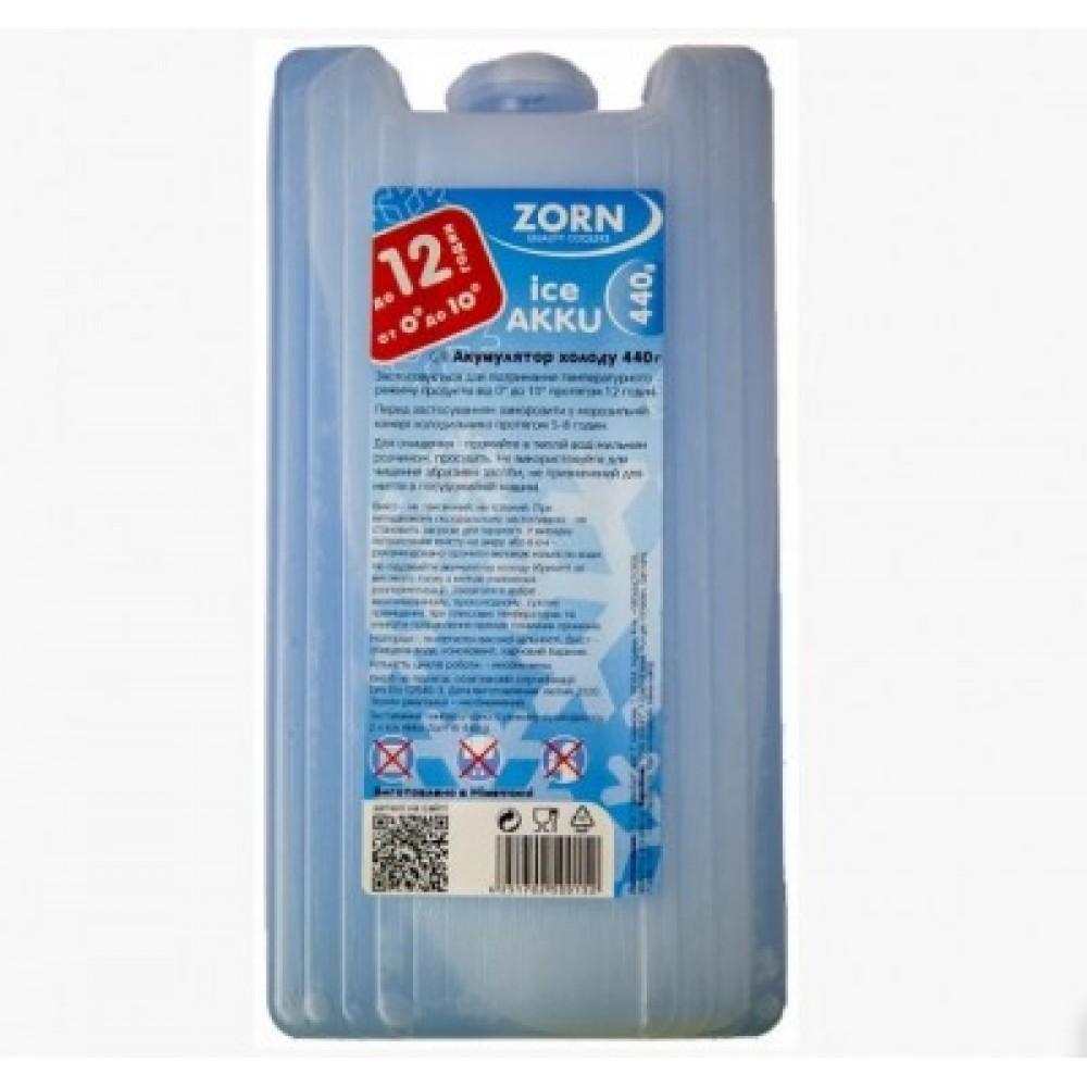 Аккумулятор холода 1x440g Zorn