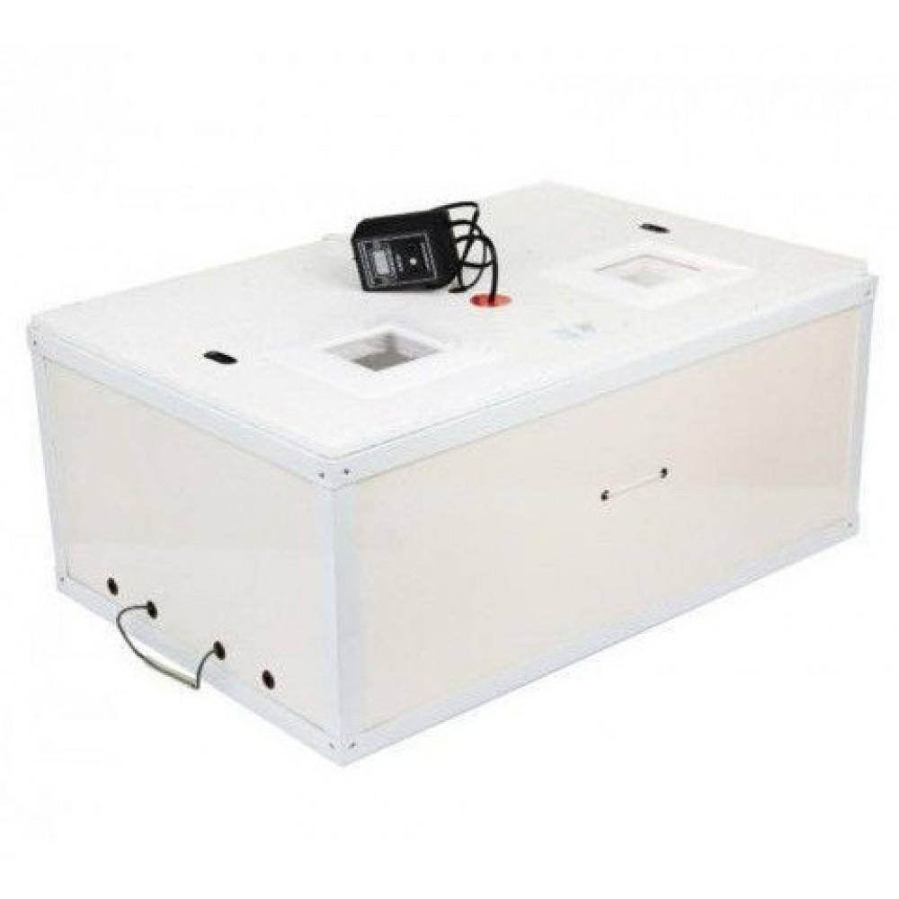 Инкубатор Курочка Ряба 100 мех, цифровой обшит пластиком, вентилятор