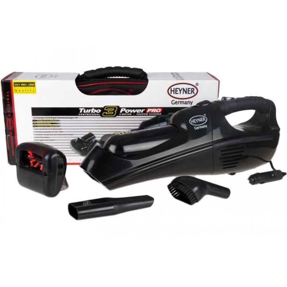 Автомобильный пылесос для машины Heyner 243000 12v 105W Turbo 3 Power PRO