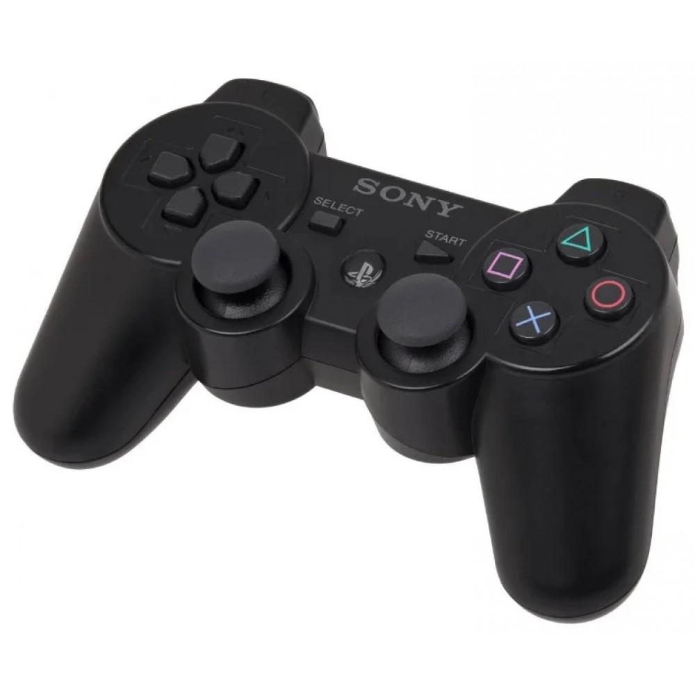 Беспроводной джойстик для PS3 Sony DualShock 3 Bluetooth геймпад, черный