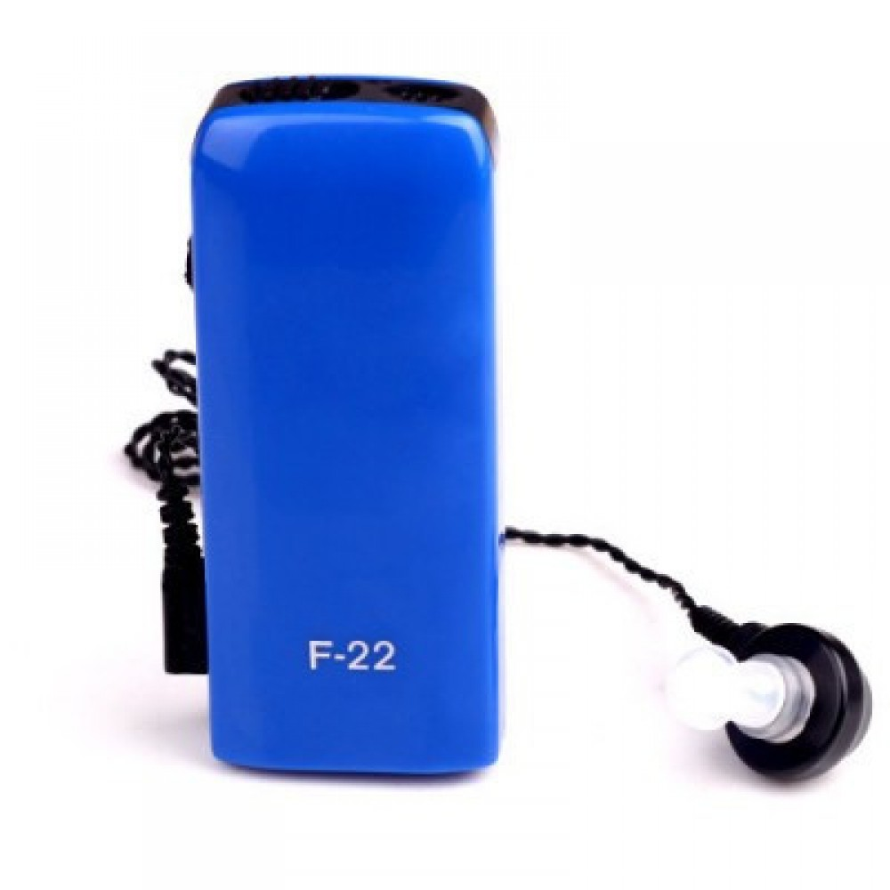 Карманный слуховой аппарат Axon F-22 Аксон Ф-22