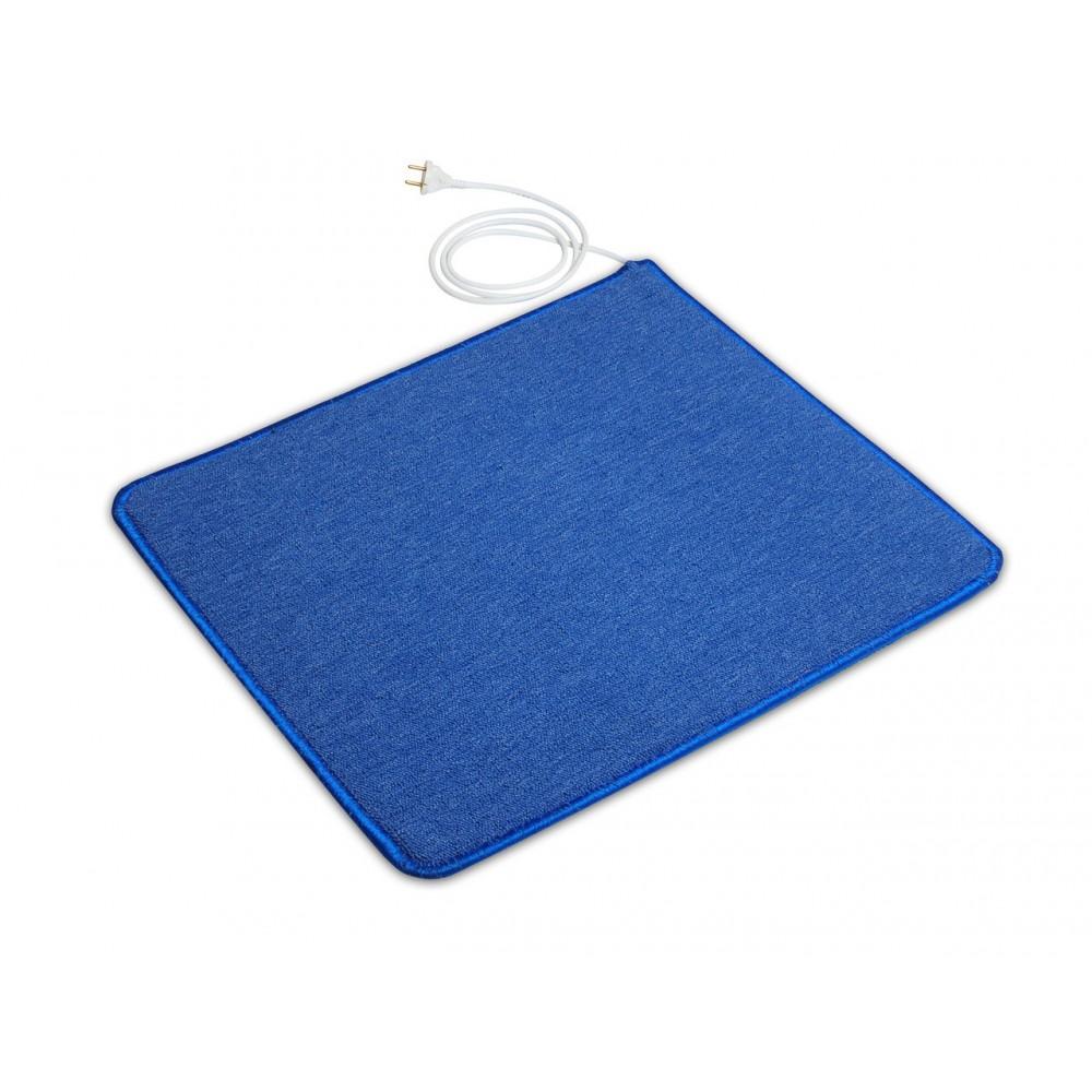 Теплый ковер 53 x 43 cм, синий, инфракрасного излучения