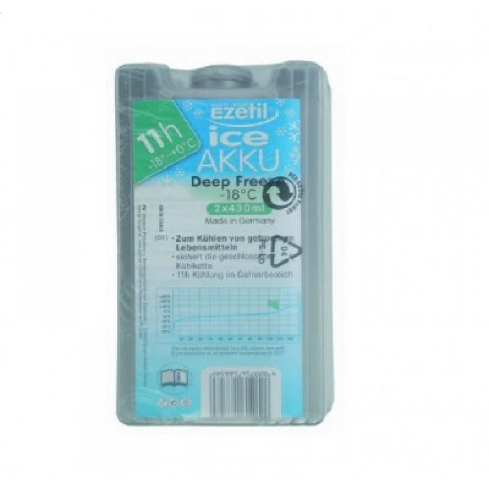 Аккумулятор холода Ice Akku 2x430ml DeepFreeze