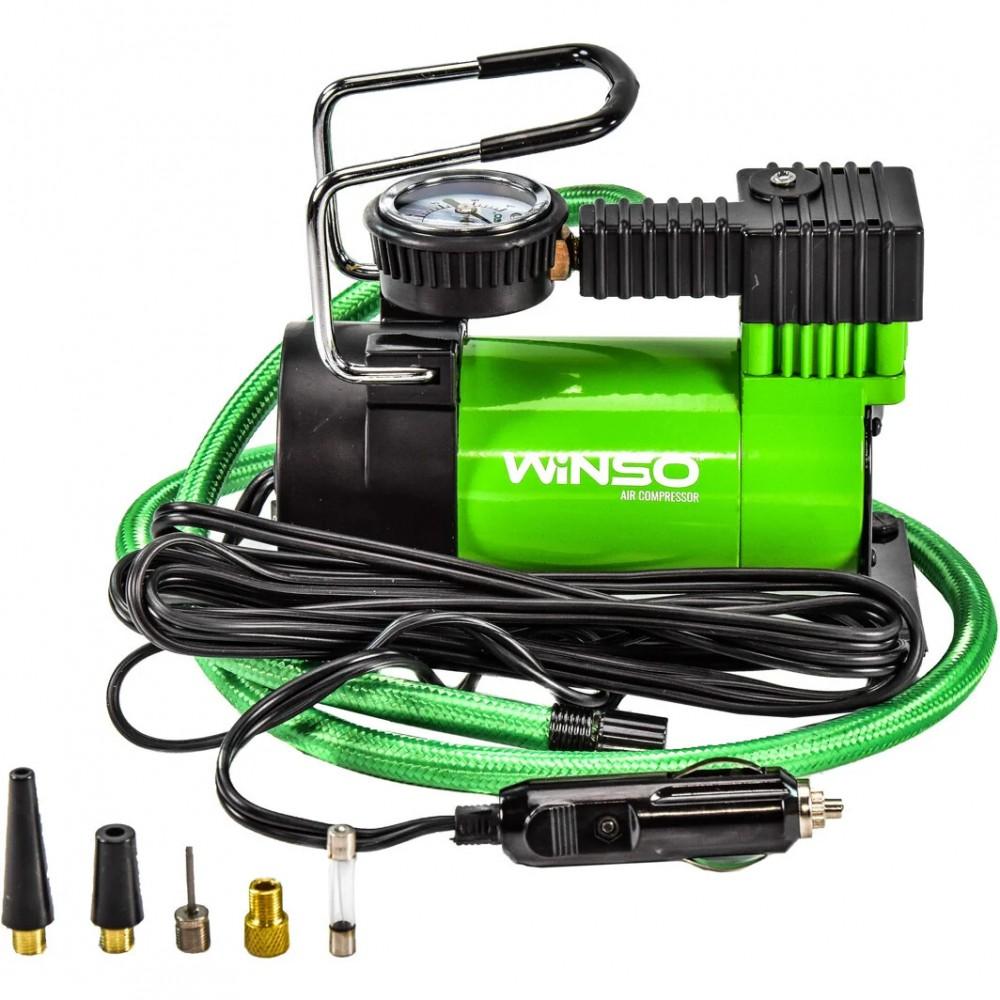 Компрессор автомобильный насос Winso 121000