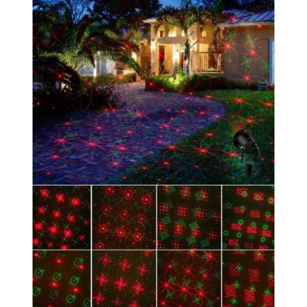 Лазерный проектор Star Shower 6742