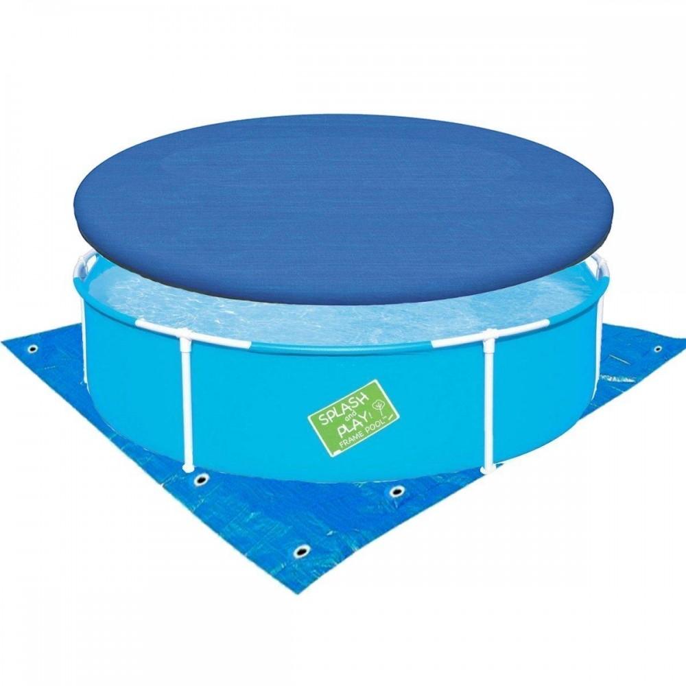 Каркасный бассейн Bestway 56283-2, 152 х 38 см
