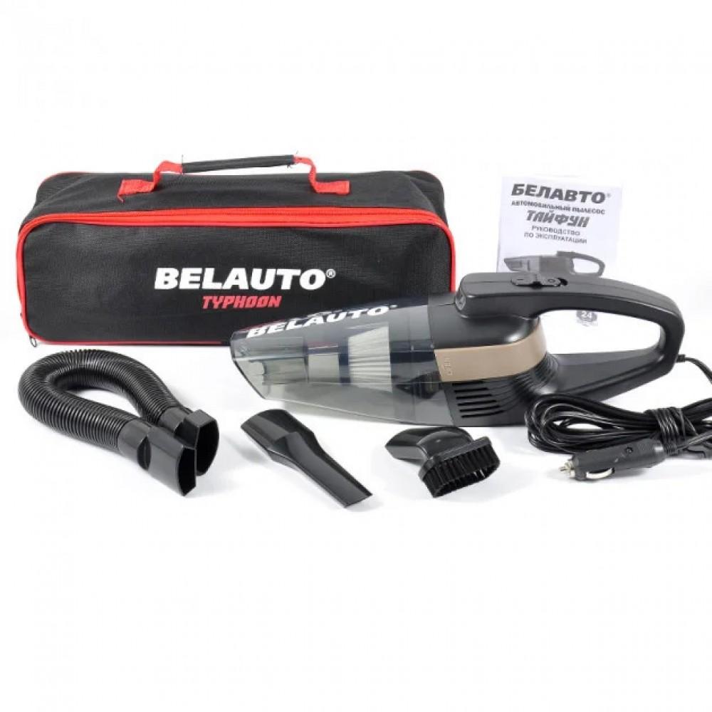 Автомобильный пылесос для машины Belauto BA55-B 110W