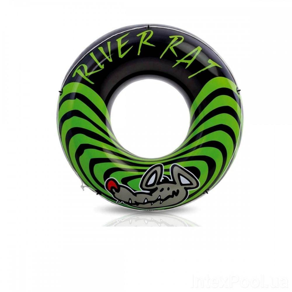 Надувной круг Intex River Rat 68209