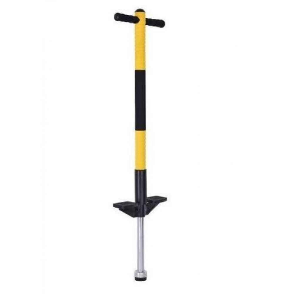 Джампер, пого стик mini, до 40 кг, желтый