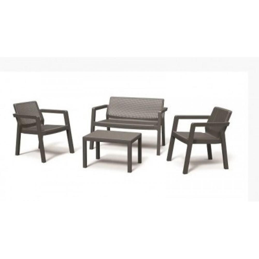 Набор мебели Keter Emily set grey