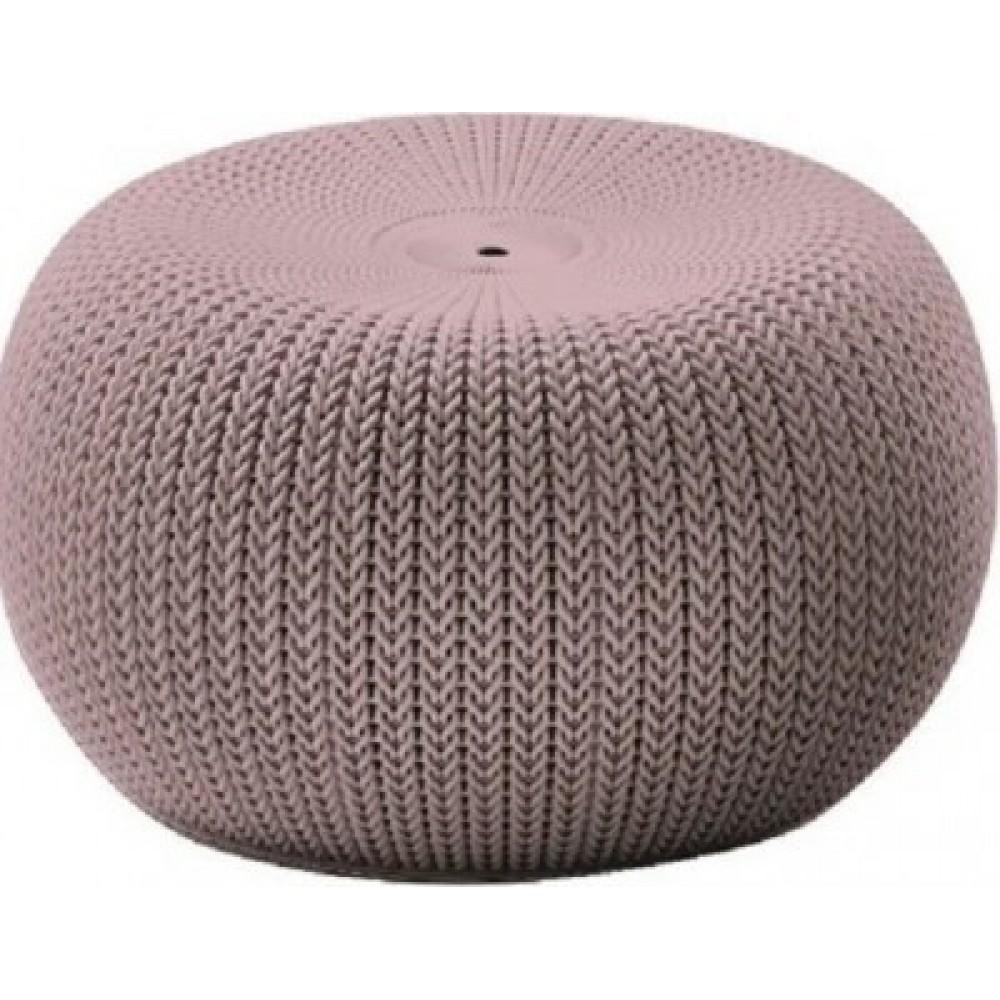 Кресло-пуф Keter Knit (Cozies) purple
