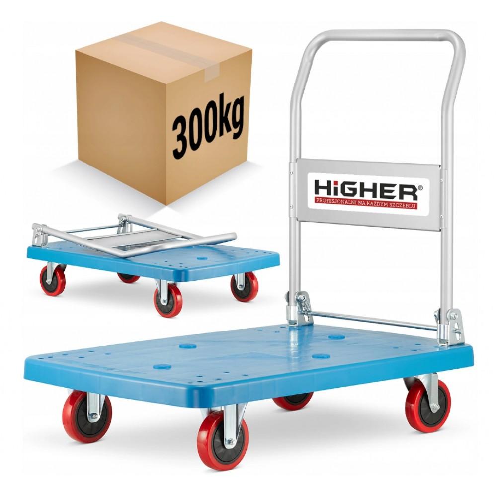 Транспортная тележка Higher 300кг