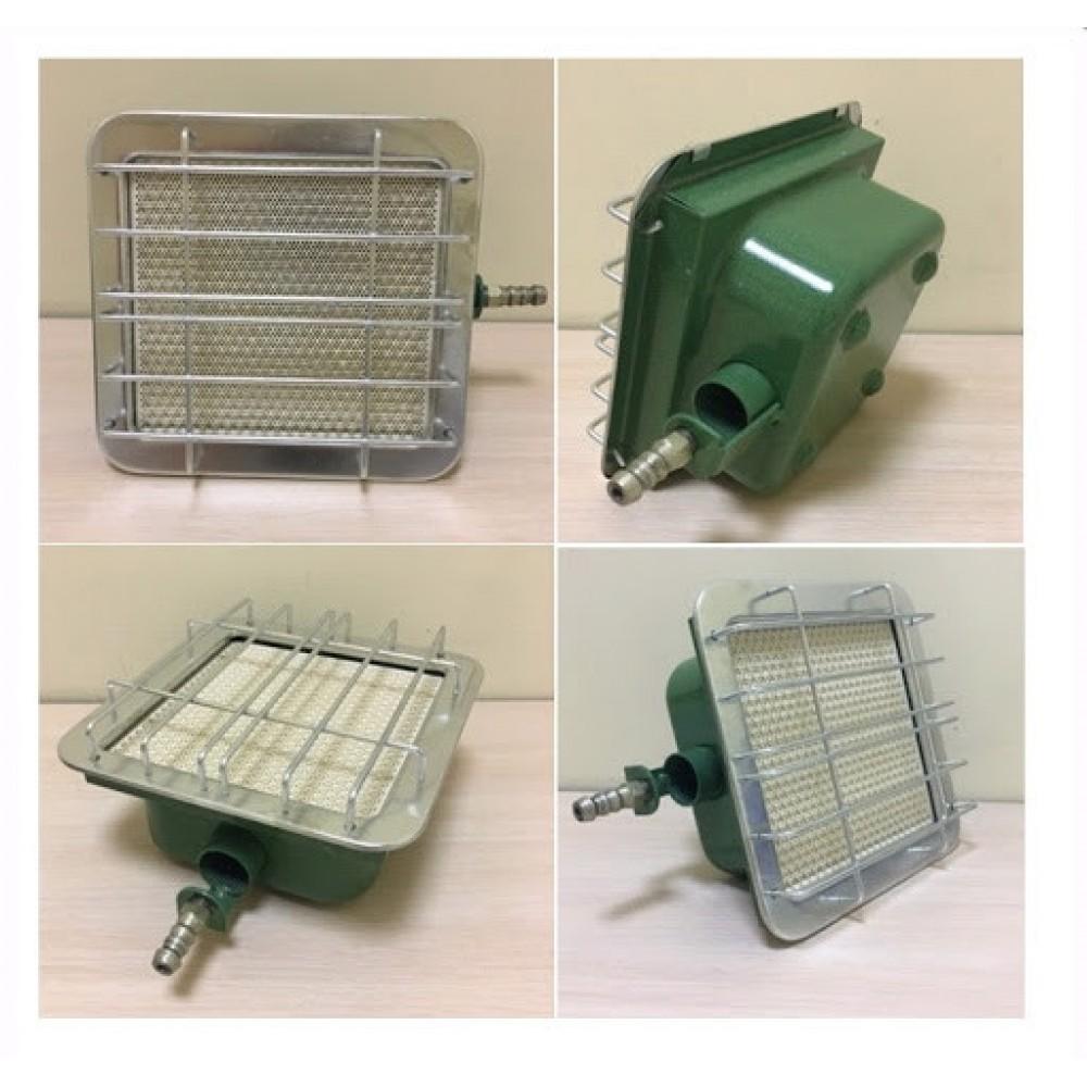 Газовый обогреватель (горелка) Соляргаз ГИИ 2.3 кВт (керамика пр. Германия)