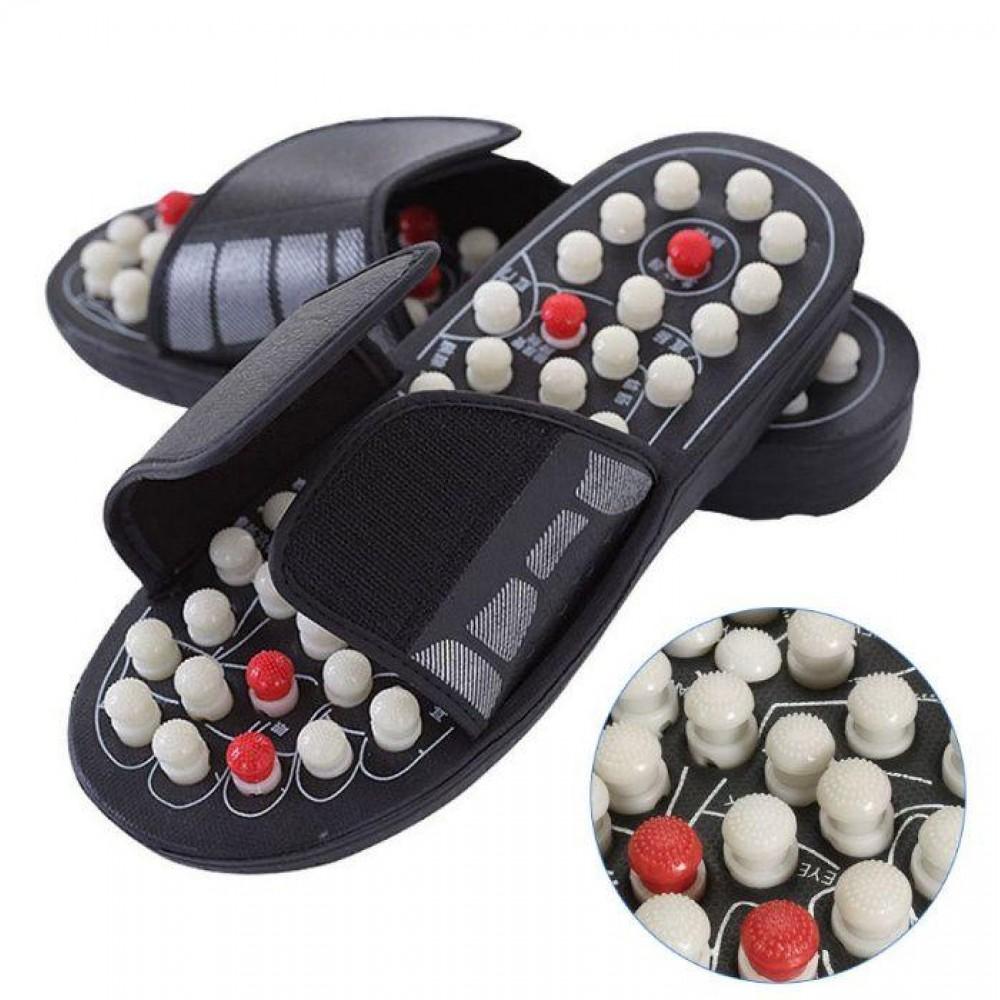 Рефлекторные массажные тапочки Massage Slipper, 98320