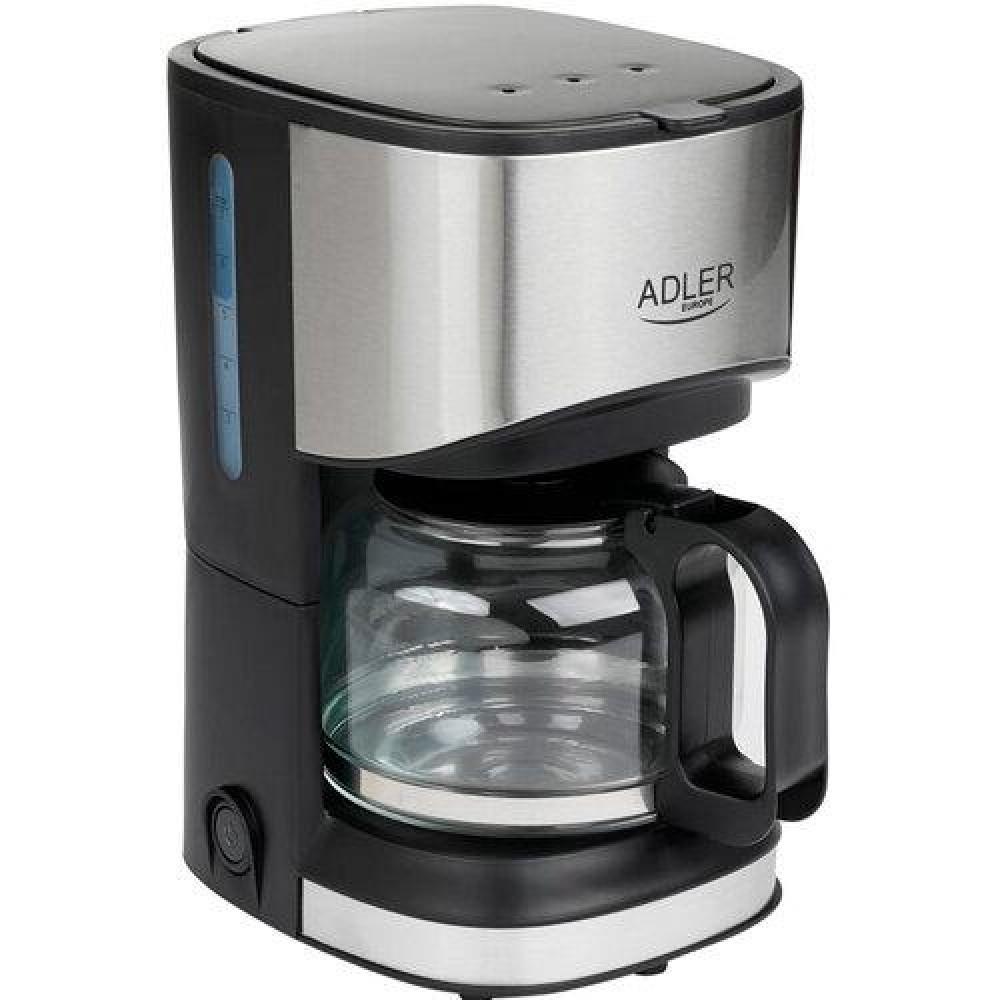Кофеварка с фильтром Adler AD 4407, 0,7L