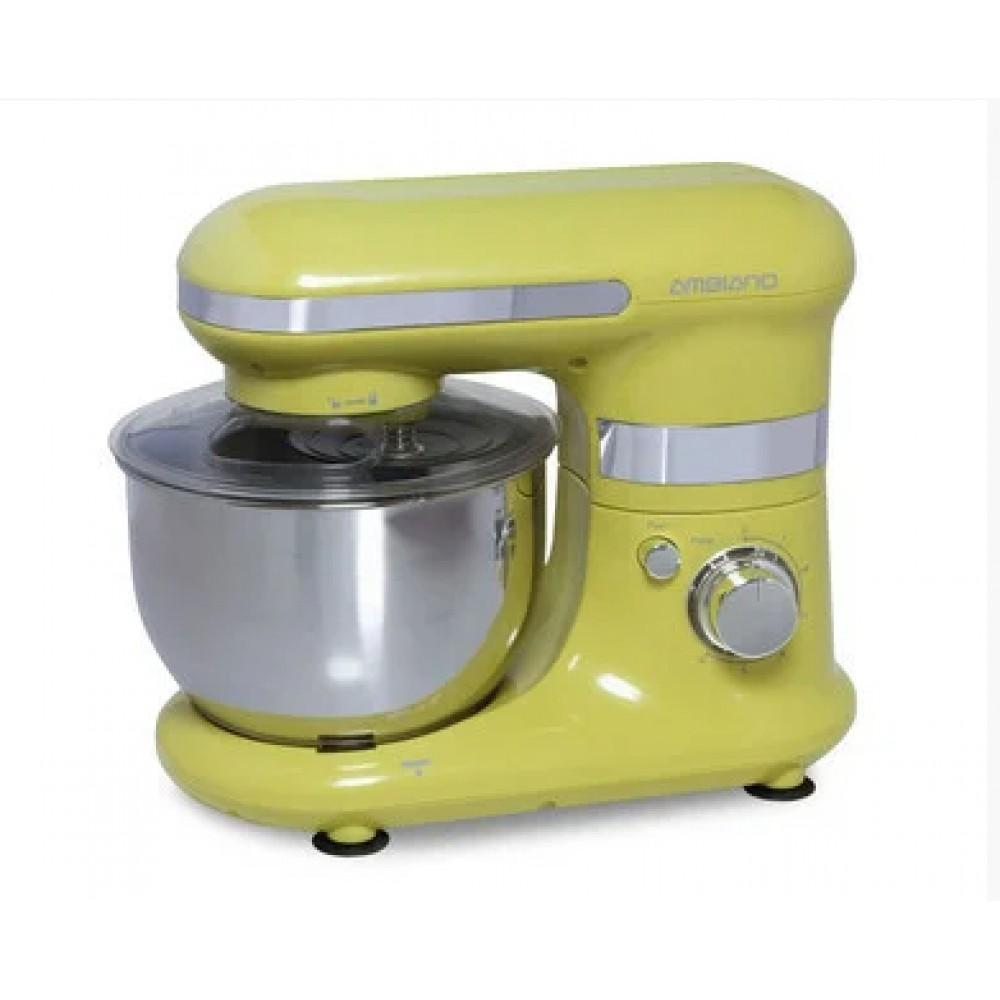 Кухонный миксер планетарный Ambiano 600вт, fluor green