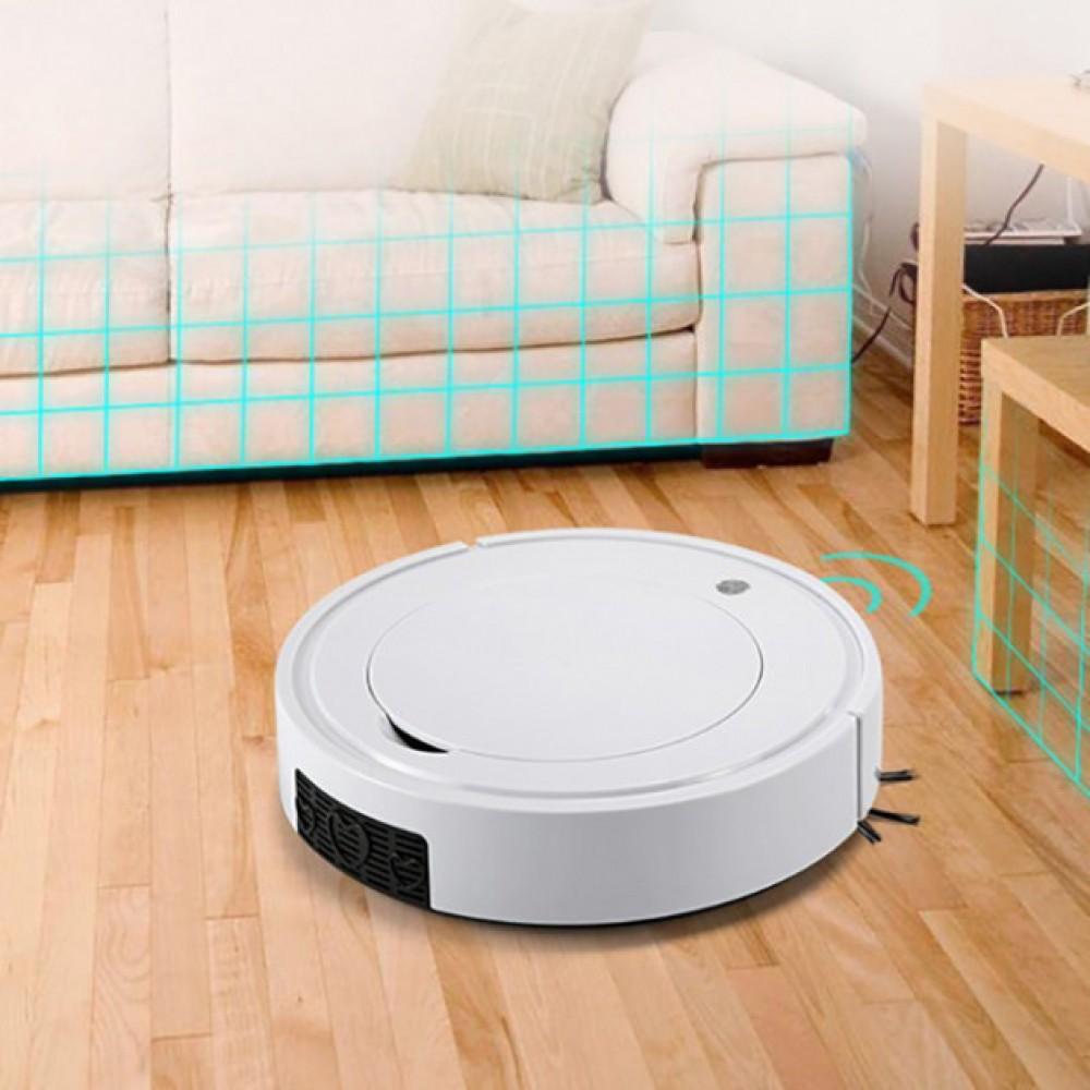 Робот пылесос XIMEIJIE XM28 полотёр для сухой и влажной уборки пола
