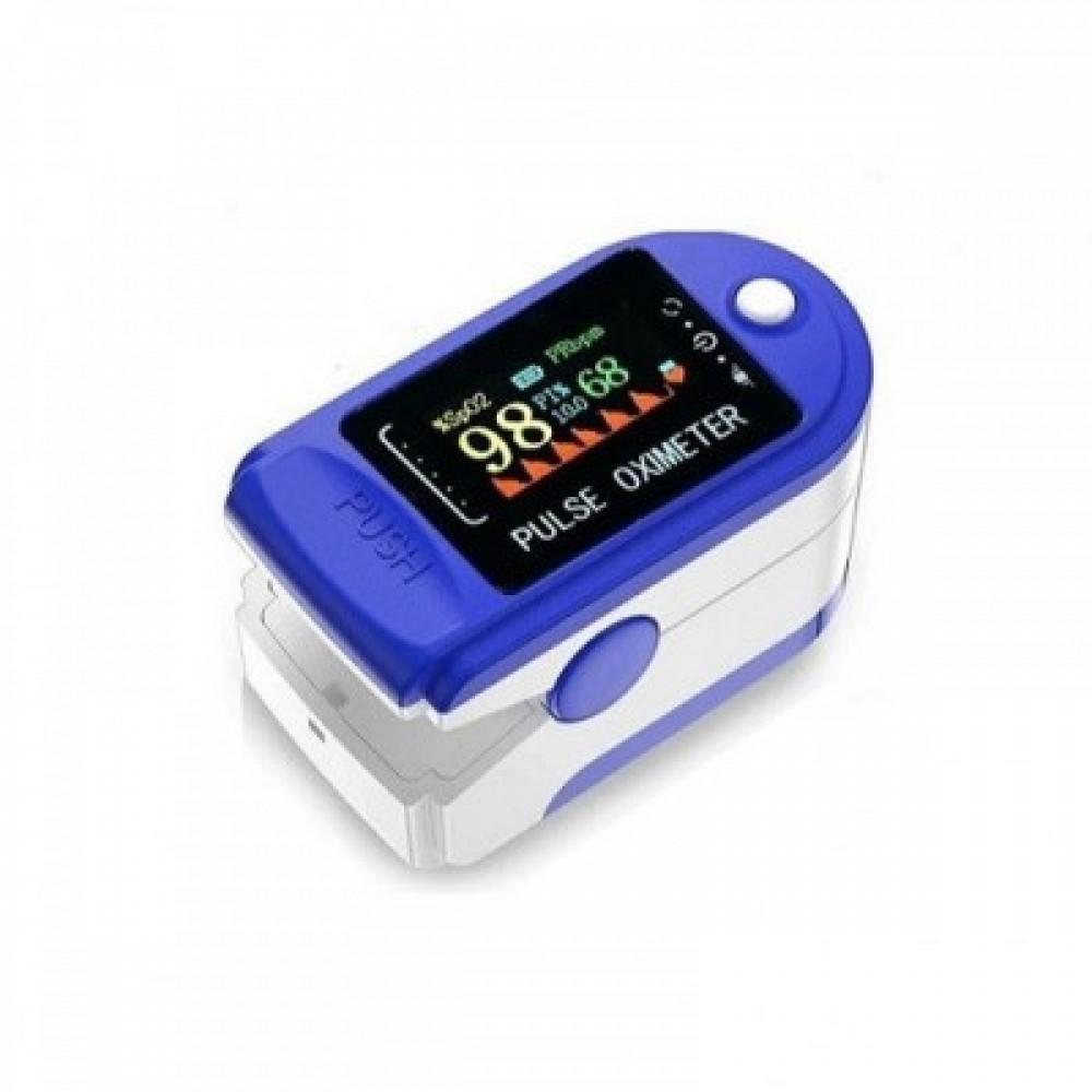 Пульсоксиметр на палец Fingertip Pulse Oximeter Р-01LCD