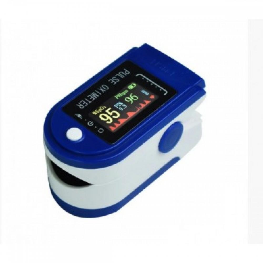 Пульсоксиметр OX-831 поворотный OLED дисплей, индекс перфузии