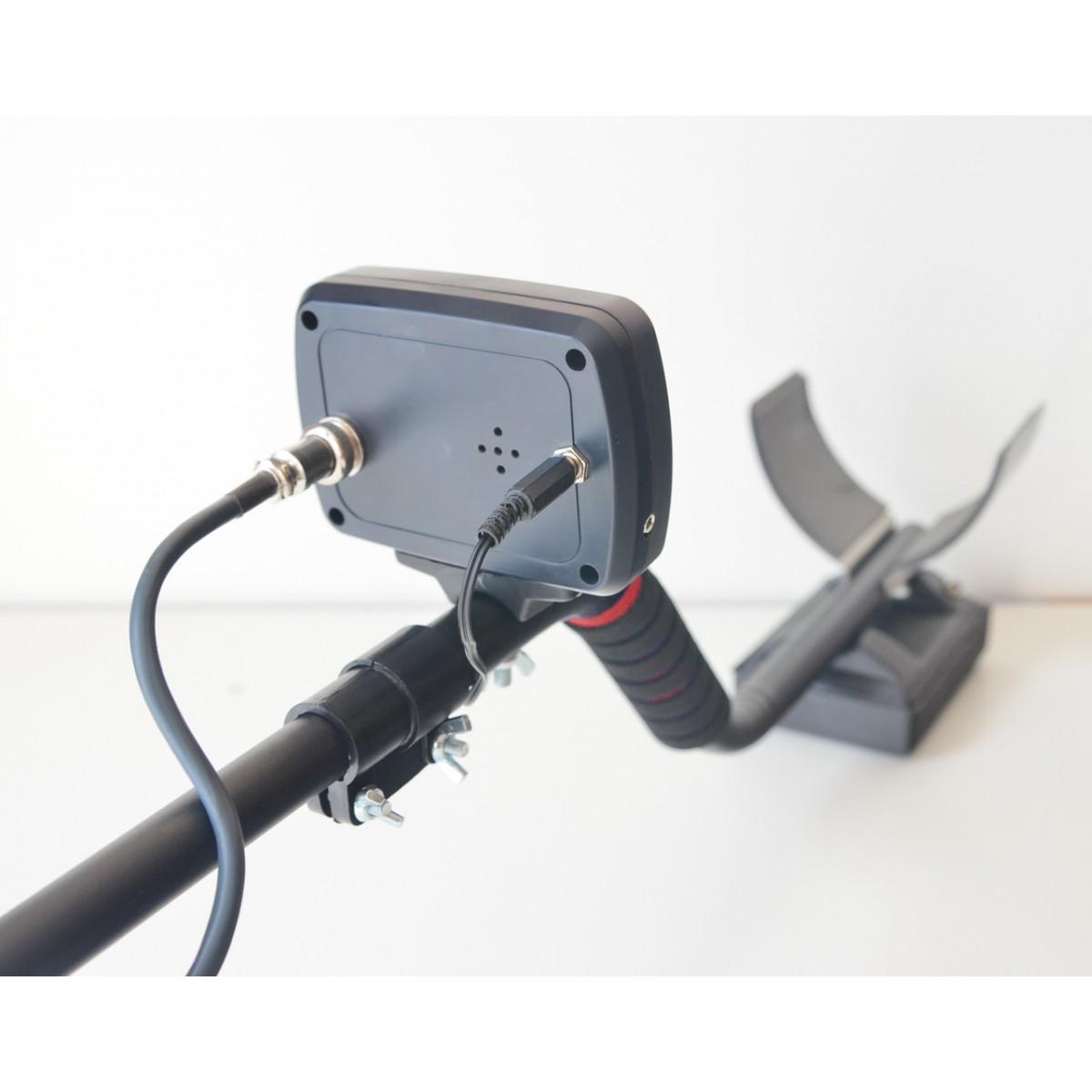 Металлоискатель Квазар АРМ/Quasar ARM корпус gainta 1910 c FM трансмиттером и регулятором тока ТХ