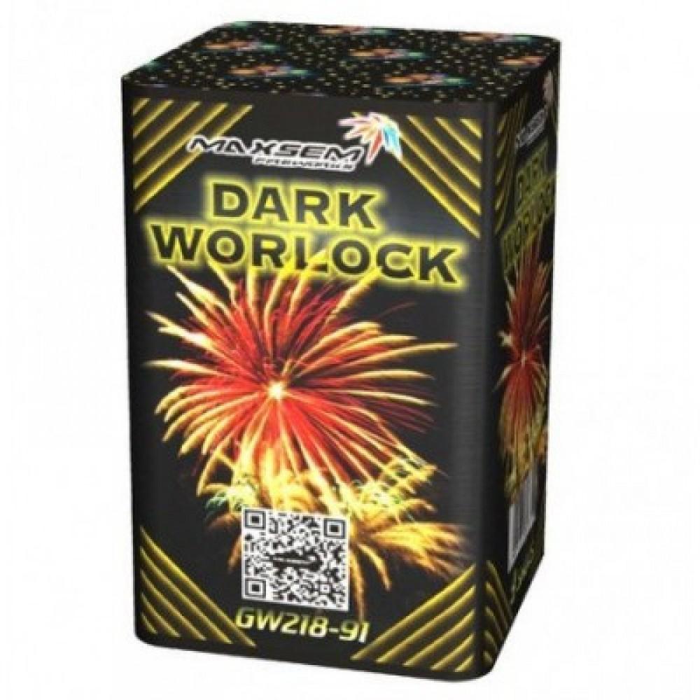 Фейерверк DARK WORLOCK Темный Маг GW 218-91, 9 выстрелов
