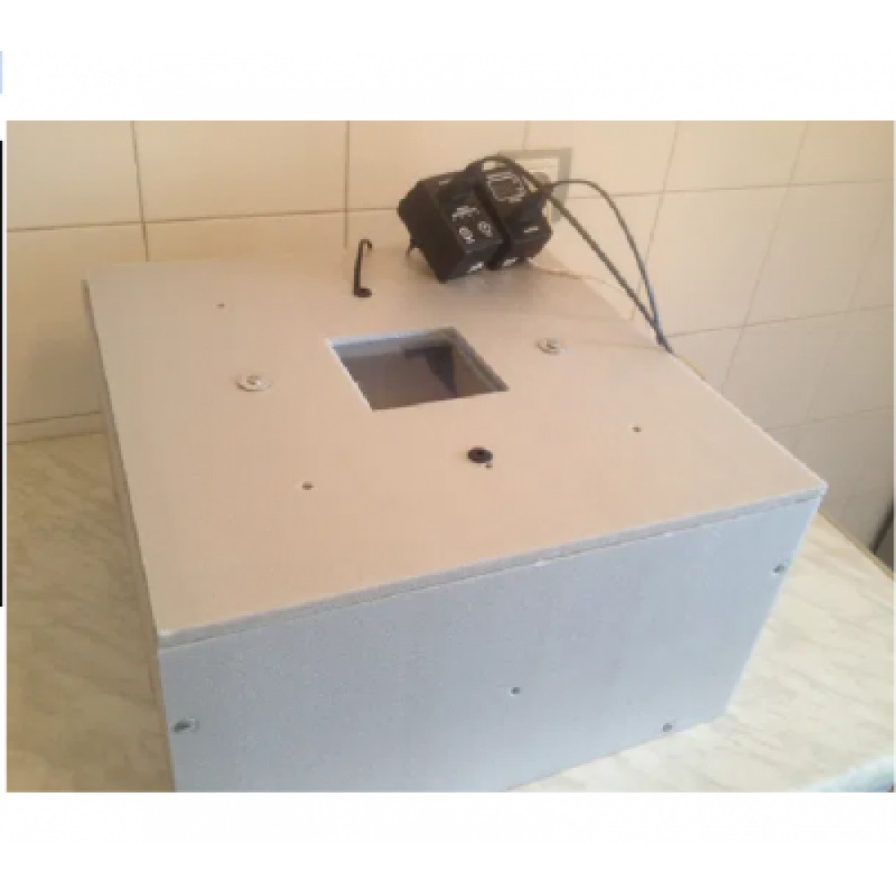 Инкубатор ЦА96П Пан Птица, автомат, цифровой, на 96 перепелиных яиц