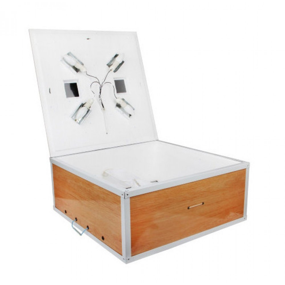 Инкубатор Курочка Ряба 130 механика цифровой обшит пластиком
