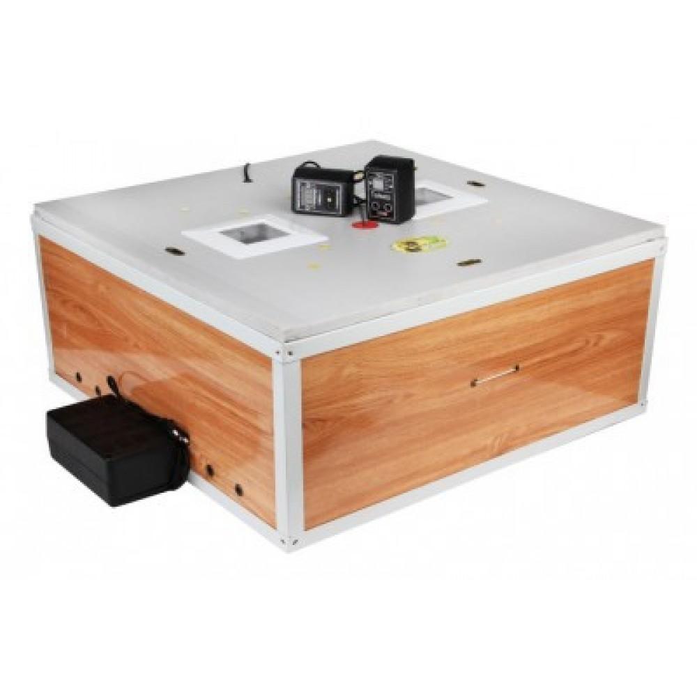 Инкубатор Курочка Ряба 60/170 автомат цифровой обшит пластиком вентилятор