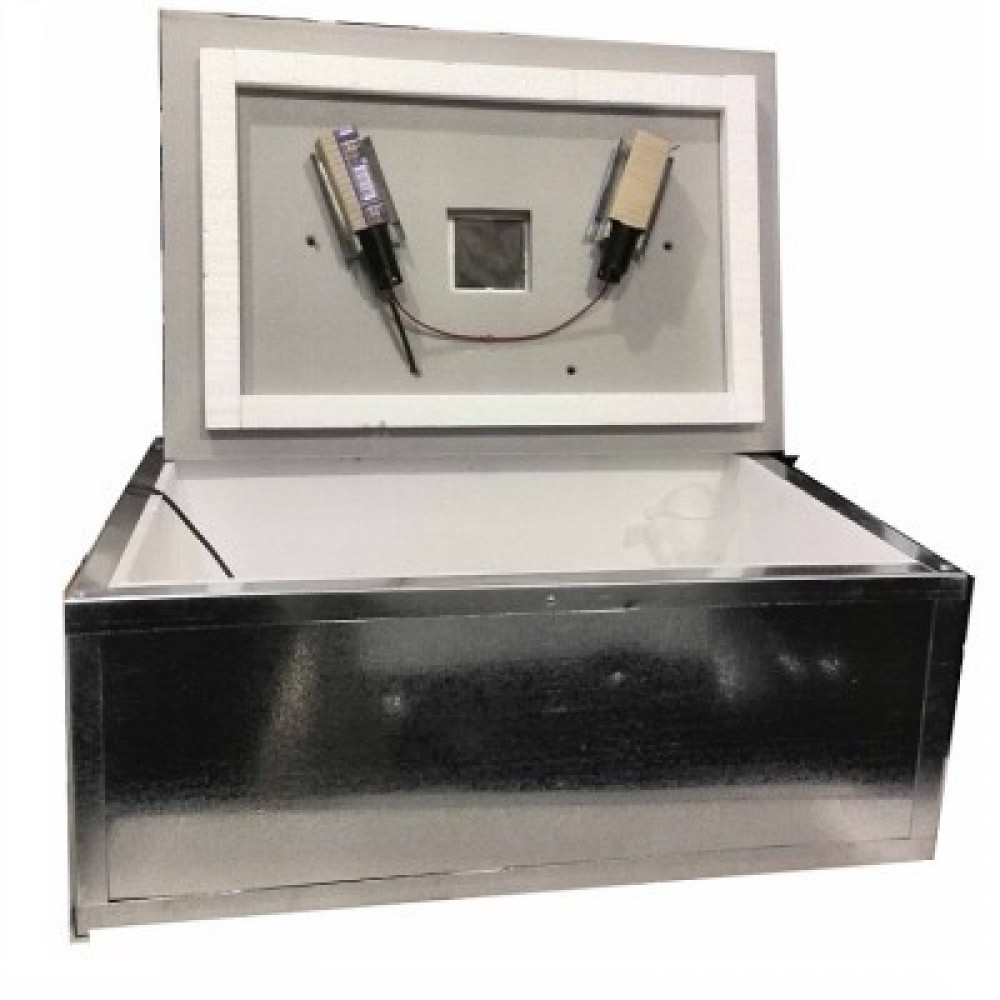 Инкубатор Наседка 70  механика, металлический уголок