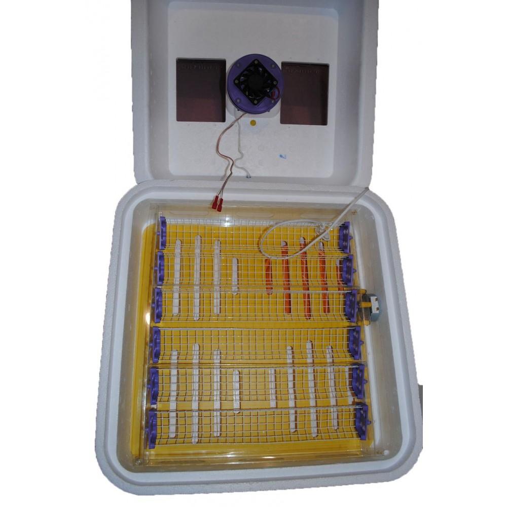Инкубатор Рябушка 70 Smart ручной, аналоговый ТЭН