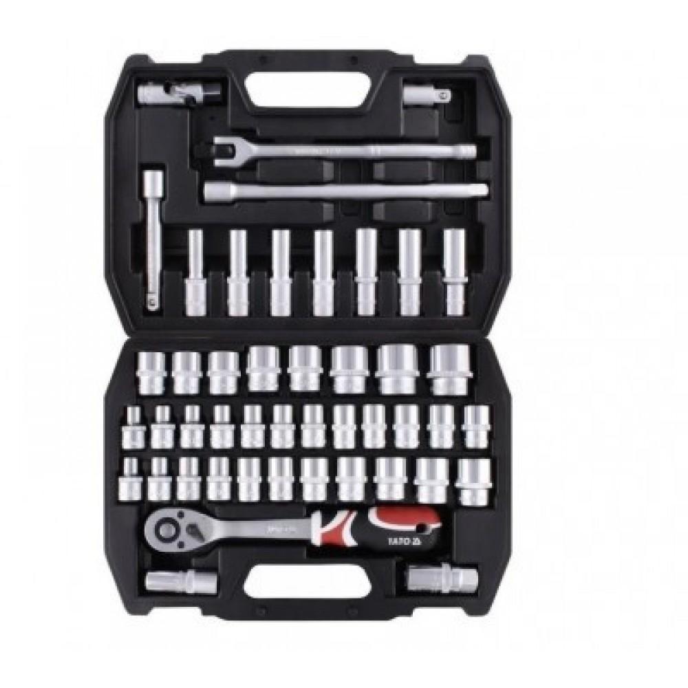 Набор инструментов Yato 46 элементов