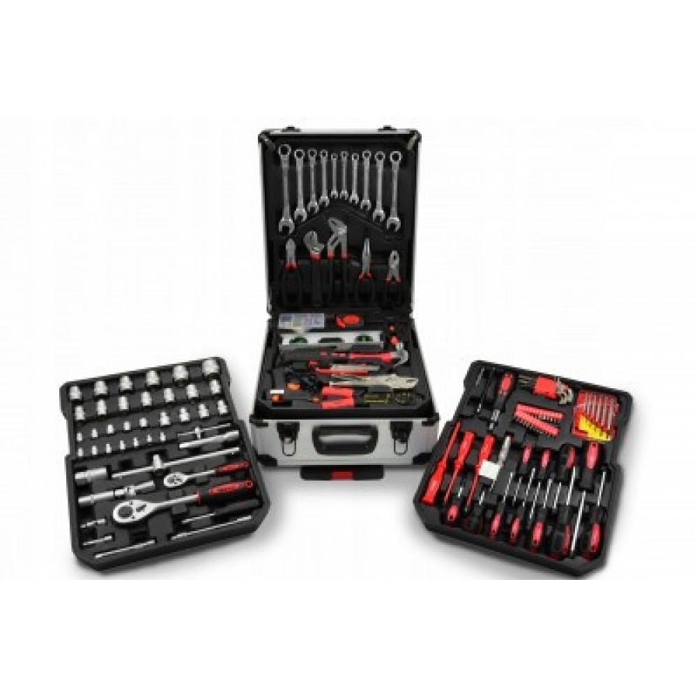Набор инструментов Geko 187 элементов