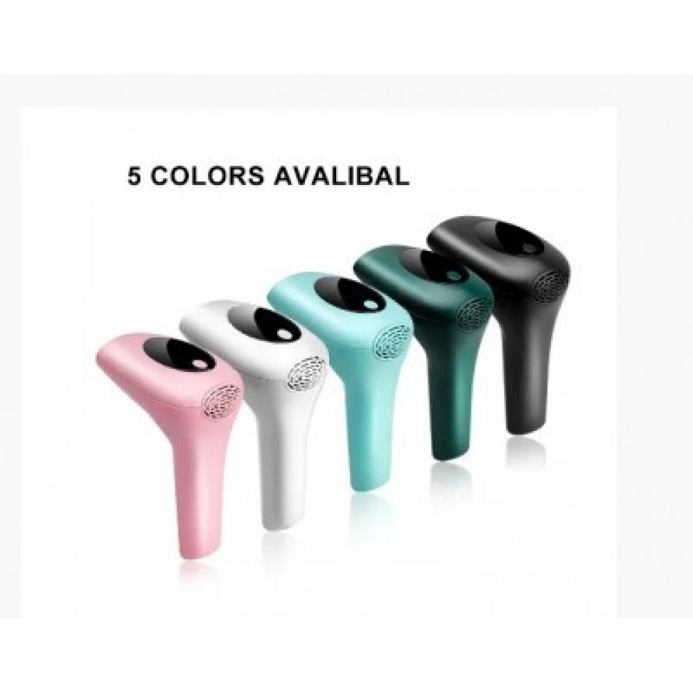 Фотоэпилятор Intense Pulsed Light IPL 999999 вспышек 5 цветов