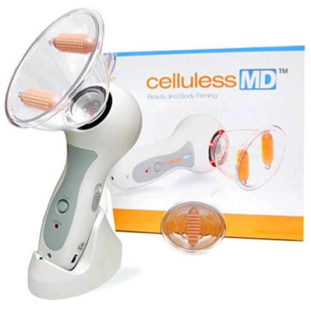 Вакуумный антицеллюлитный массажер Cellules MD, 98306