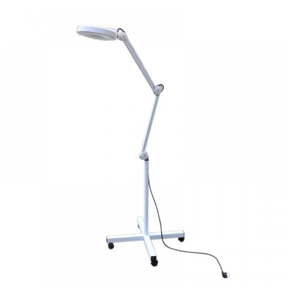 Медицинская лампа лупа на штативе 5DPI 22 W