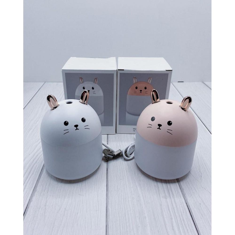 Увлажнитель котик Мини Арома-диффузор Humidifier Meng Chong USB